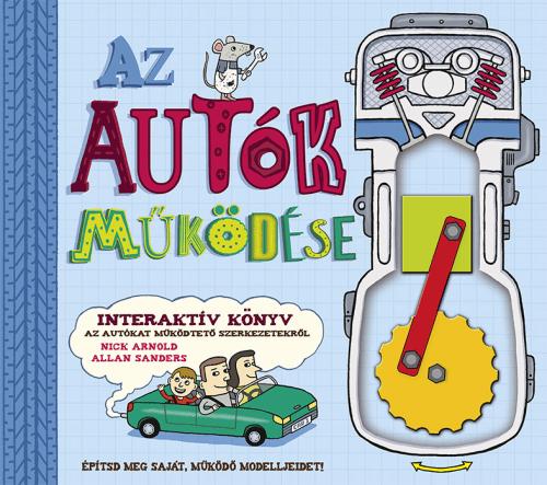 Az autók működése - Nick Arnold pdf epub