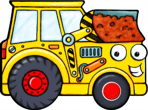MÁR EDIT - Berregő járművek - Dózer