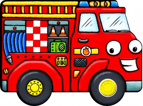 Berregő járművek - Tűzoltóautó