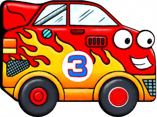 Berregő járművek - Versenyautó