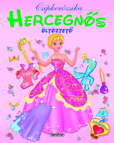 Hercegnős öltöztető - Csipkerózsika