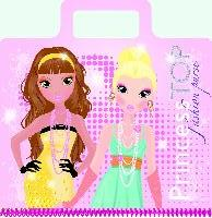 Princess TOP - Fashion Purse - Pink