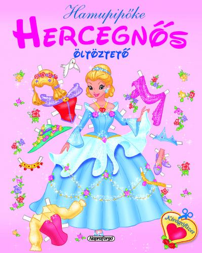 Hercegnős öltöztető - Hamupipőke