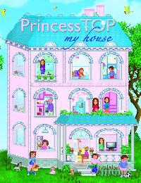 Princess TOP - My House - Pink - Napraforgó Kiadó pdf epub