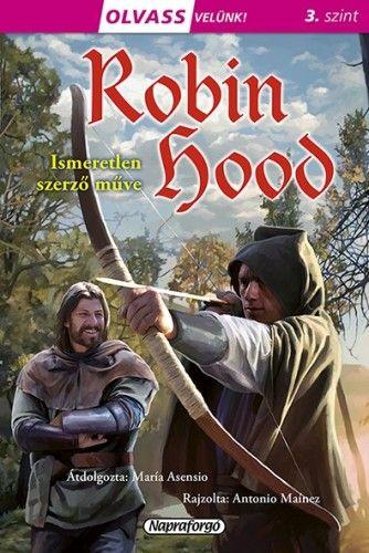 Olvass velünk! (3) - Robin Hood
