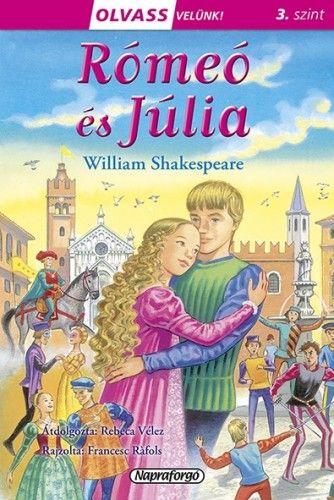 Olvass velünk! (3) - Rómeó és Júlia -  pdf epub