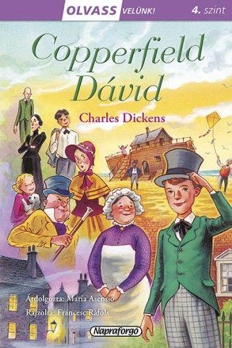 Olvass velünk! (4) - Copperfield Dávid -  pdf epub