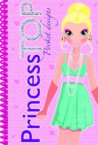 Princess TOP - Pocket Designs - Pink