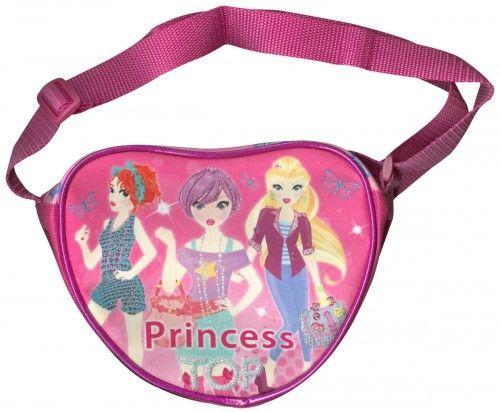 Princess TOP - szív alakú táska