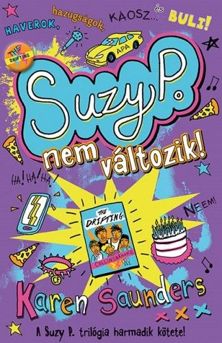 Suzy P. nem változik!