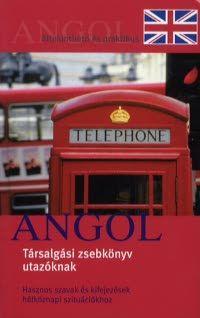 Angol társalgási zsebkönyv utazóknak