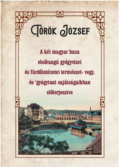A két magyar haza elsőrangú gyógyvizei és fürdőintézetei természet- vegy, és gyógytani sajátságaikban előterjesztve