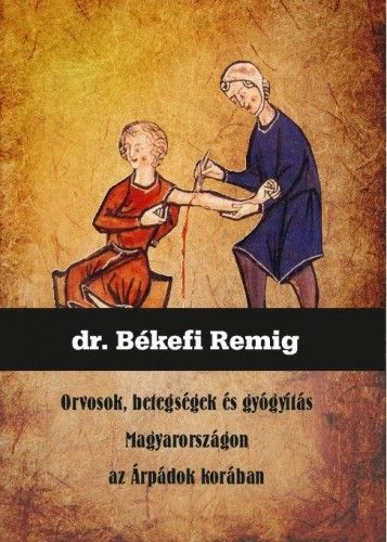 Orvosok, betegségek és gyógyítás Magyarországon az Árpádok korában - Dr. Békefi Remig pdf epub