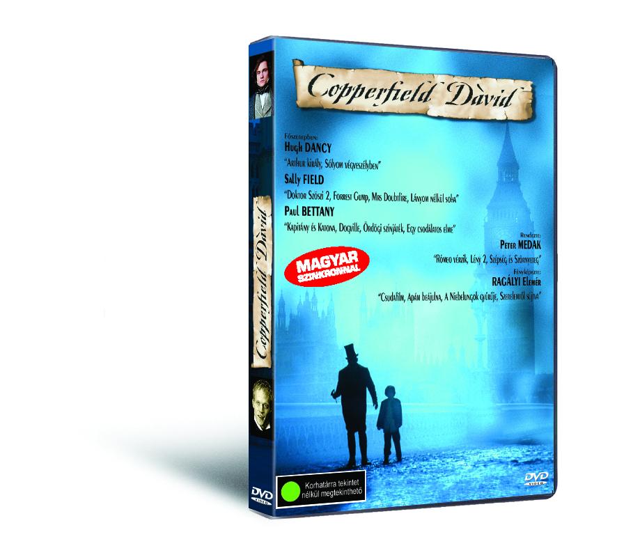 Copperfield Dávid - DVD