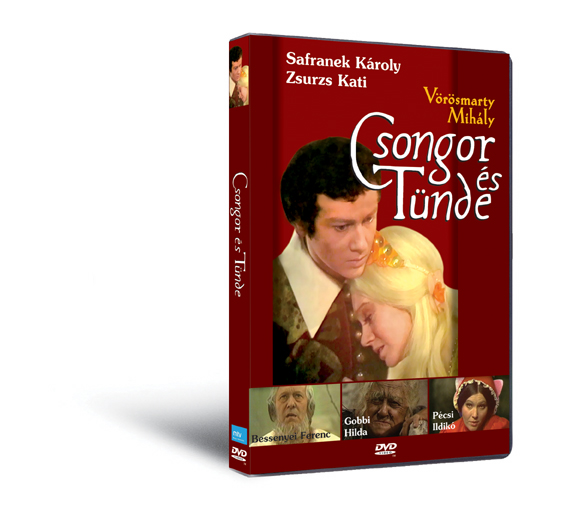 Csongor és Tünde - DVD
