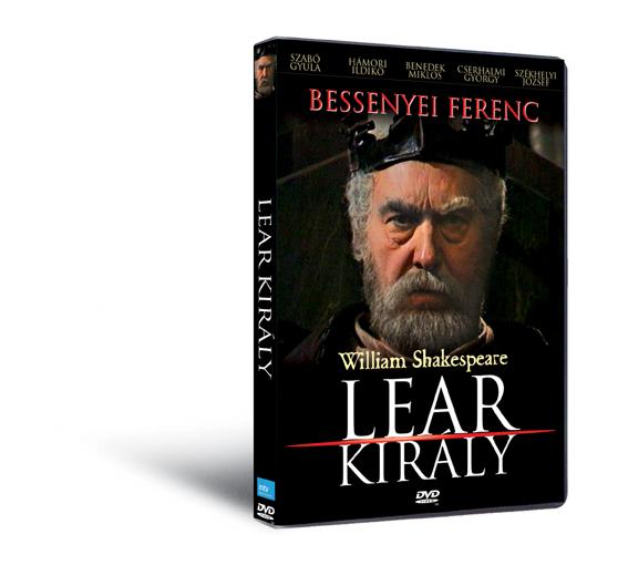 Lear király - DVD