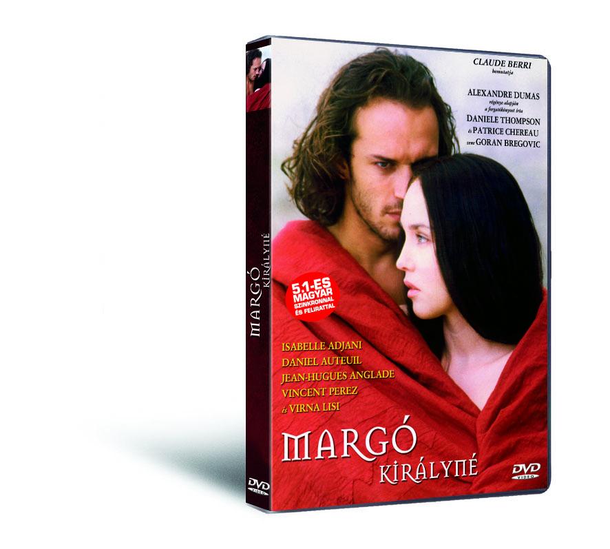 Margó királyné (1994) - DVD