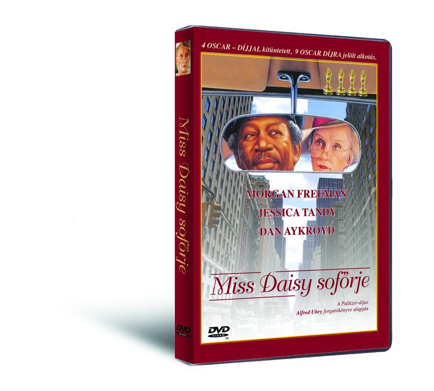 Miss Daisy sofőrje - DVD