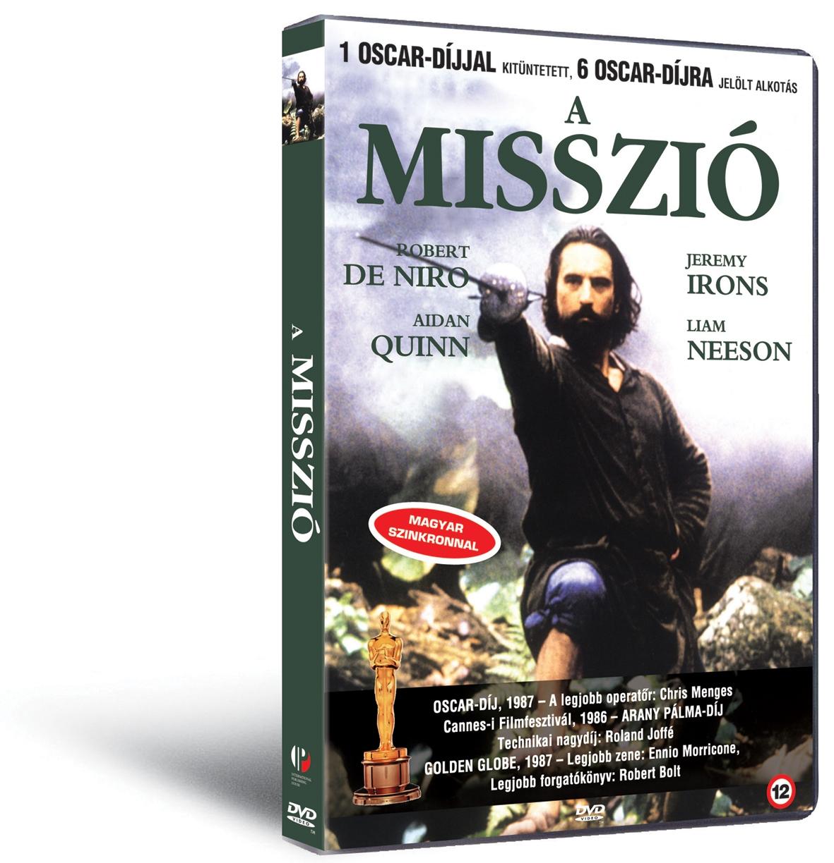 A misszió - DVD