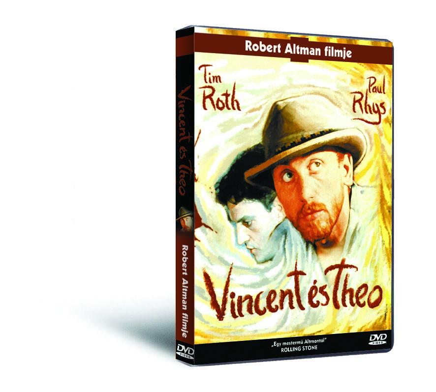 Vincent és Theo - DVD