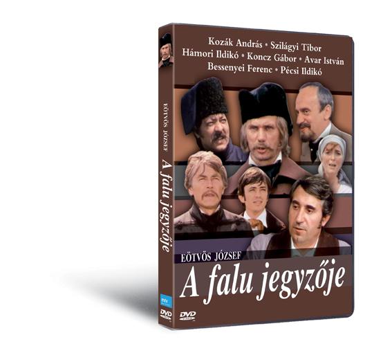 A falu jegyzője (1986) - DVD -  pdf epub