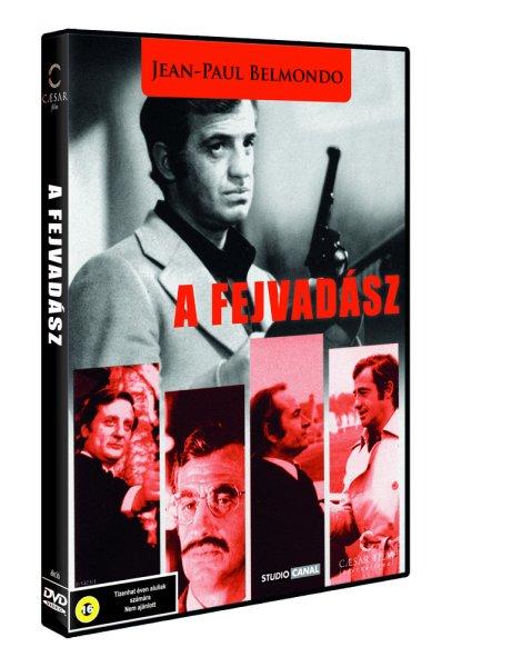 A fejvadász - DVD