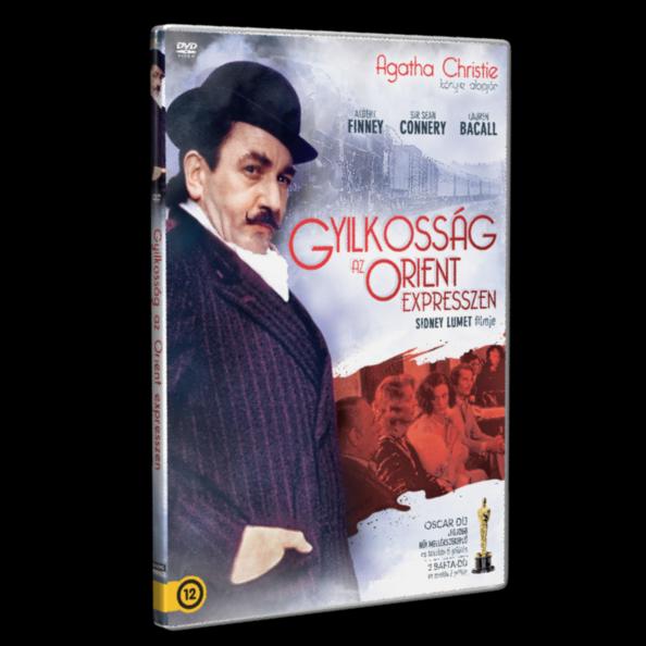 Gyilkosság az Orient Expresszen - DVD