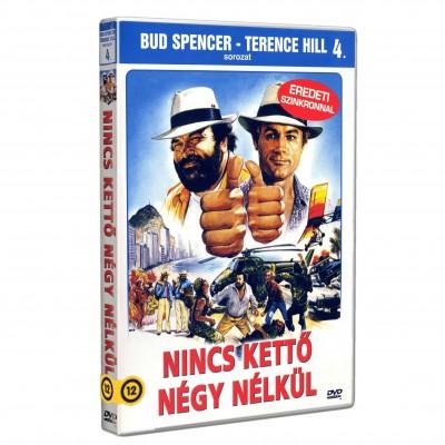 Nincs kettő négy nélkül - DVD