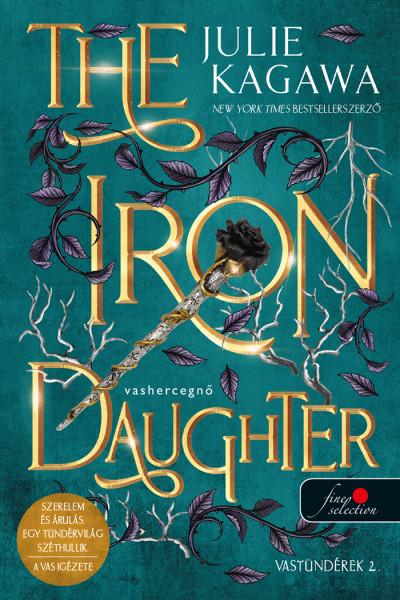 The Iron Daughter – Vashercegnő (Vastündérek 2.)