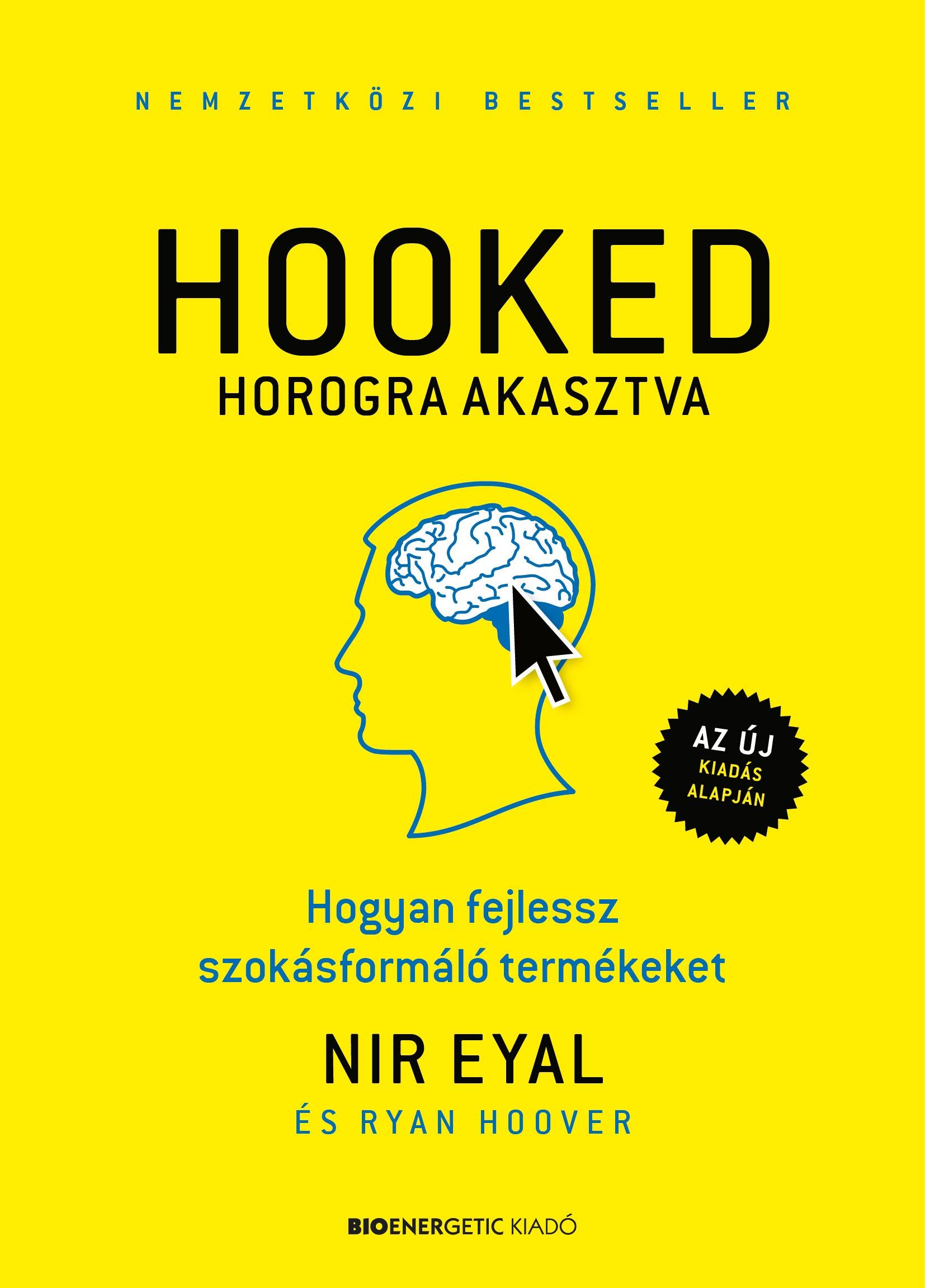 HOOKED - Horogra akasztva - ELŐRENDELHETŐ