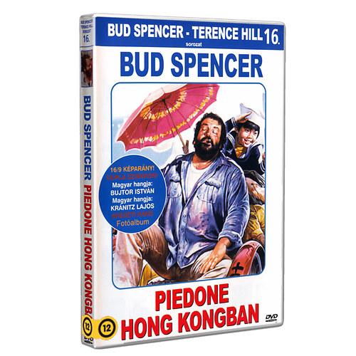 Piedone Hong Kongban - DVD