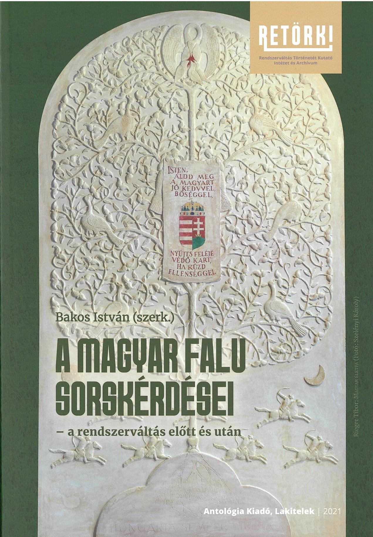 A magyar falu sorskérdései - a rendszerváltás előtt és után