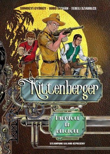 Kittenberger I. - Fabriqué en Belgique
