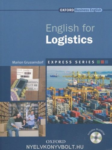 English for Logistics - Express series - CD melléklettel