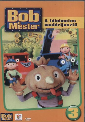 Bob a mester 3. - A félelmetes madárijesztő - DVD