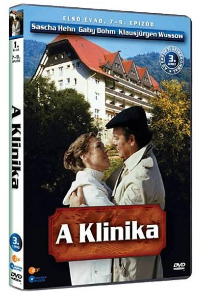 Klinika 1. évad 3. - DVD
