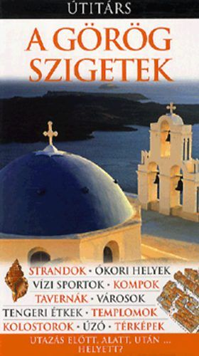 A Görög szigetek - Marc Dubin pdf epub