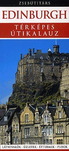 Edinburgh - Zsebútitárs - Derek Hall pdf epub