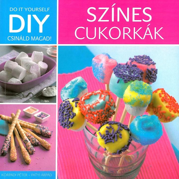 DIY - Színes cukorkák