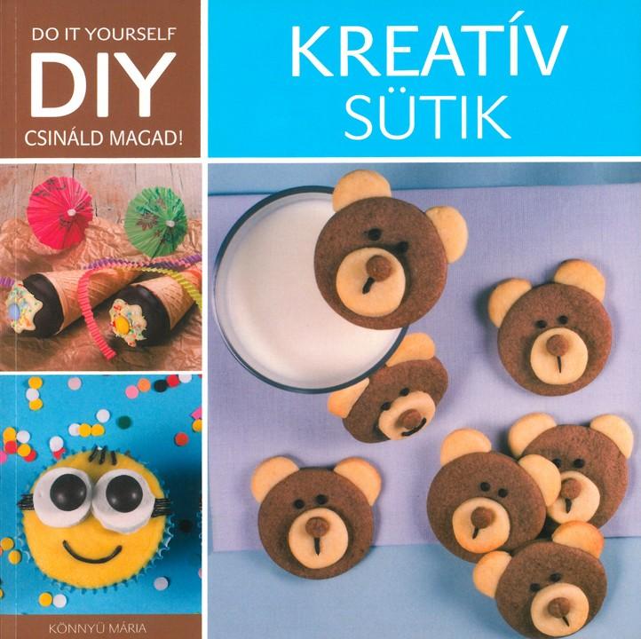 DIY - Kreatív sütik