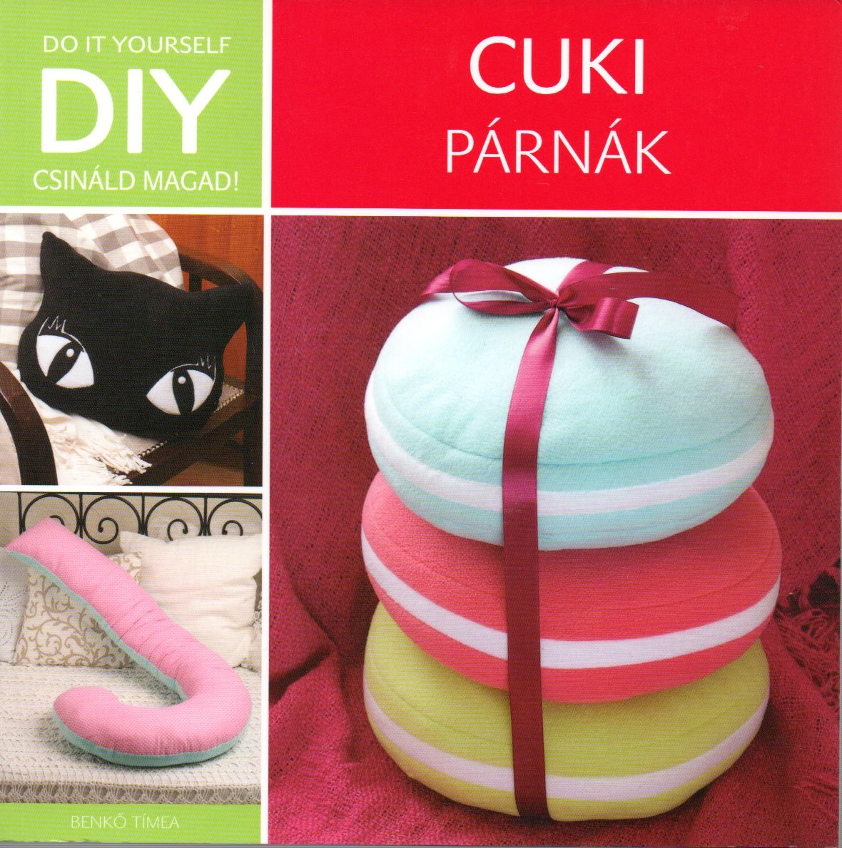 DIY - Cuki párnák