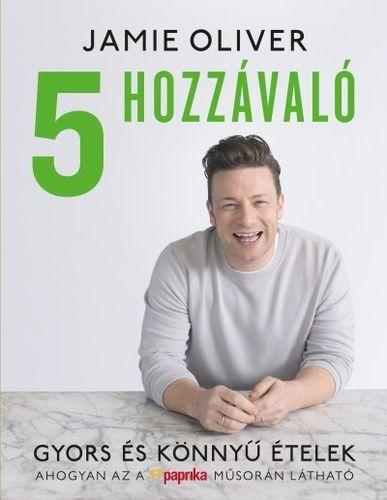 5 hozzávaló - Jamie Oliver pdf epub