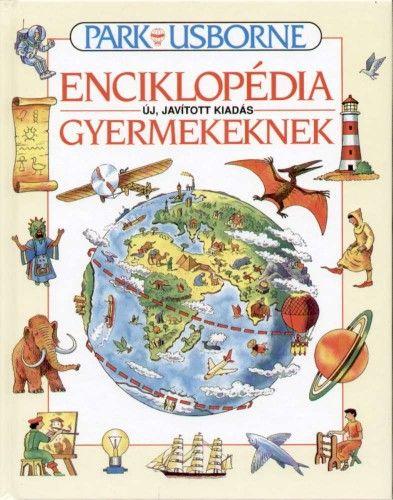Enciklopédia gyermekeknek - Jane Elliott |