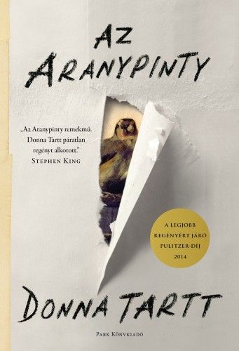 Az Aranypinty - Donna Tartt |