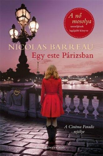 Egy este Párizsban - Nicolas Barreau pdf epub