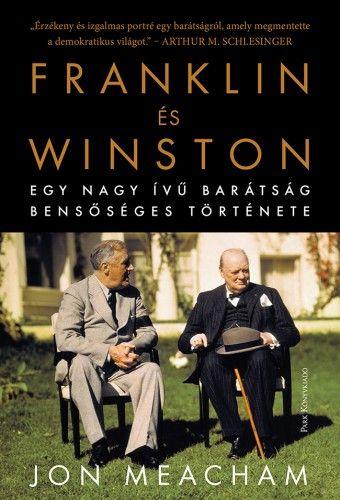 Franklin és Winston - Jon Meacham pdf epub