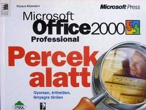 Microsoft Office 2000 Professional Percek alatt