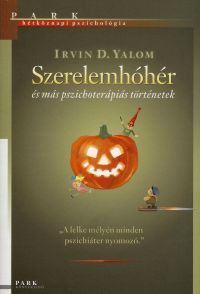 Szerelemhóhér - Irvin D. Yalom pdf epub