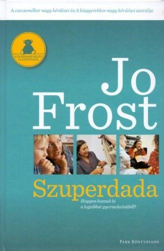 Szuperdada - Jo Frost pdf epub