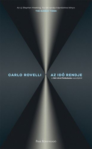 Az idő rendje - Carlo Rovelli |